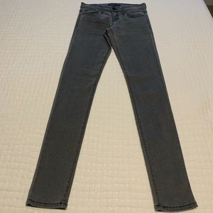 FLYING MONKEY New Gray Skinny Jeans - Size 25